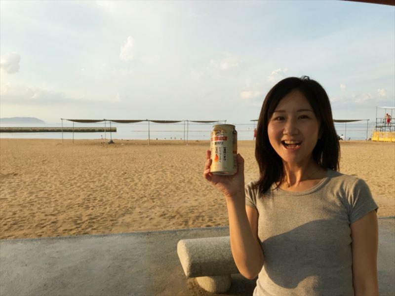 福岡 百道浜 ビール